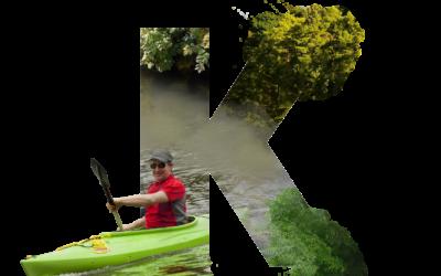 Descente de la Dyle en Kayak