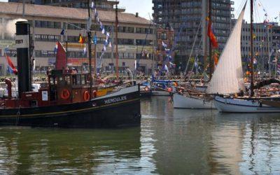 Ostende à l'Ancre