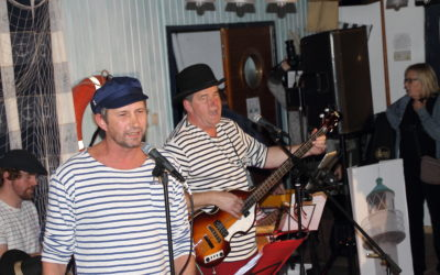 Soirée Shanty Band