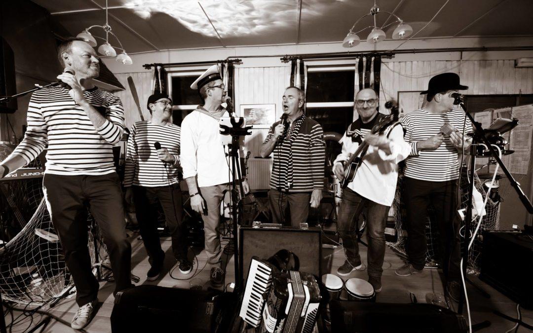 Shanty Band : ANNULE