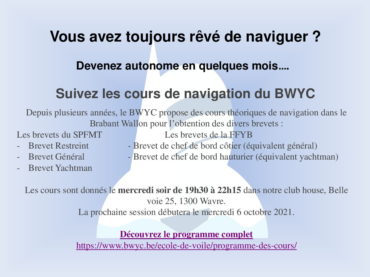 Session cours 2021-2022